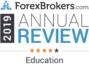 forexbrokers.com 2019 4 stars education
