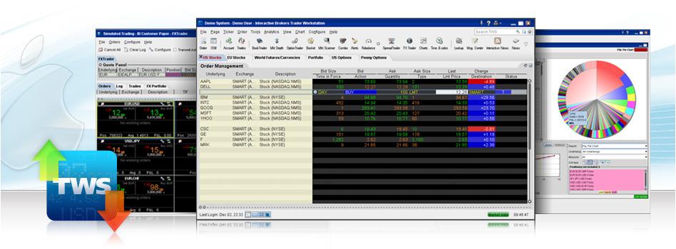 Interactive brokers demo account signup tutorial   quantstart.