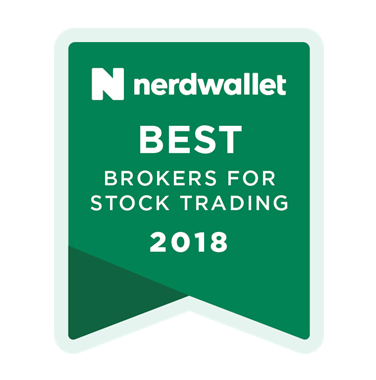 Nerd Wallet - 2018 Five Star rating